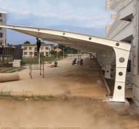 安装小区电瓶车停车篷 郑州停车场充电桩棚厂家 结实耐用 品质厂家