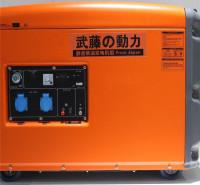 390kw武藤永磁发电机