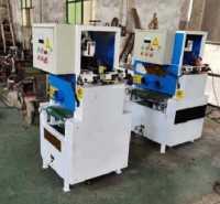 宽带大型双面定厚全自动木工机械水磨定厚尺刨砂机