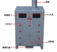 摆摊烤玉米番薯机土豆炉子电热炉子番薯多功电烤箱