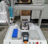 不卡料器送料设备拧打螺丝可调气吹桌面型气螺钉机