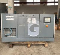 浙江厂家直销阿特拉斯GA22FF空气压缩机 厂家销售