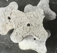 混凝土水泥  箱梁垫块  承业建材 水泥支撑  价格合理