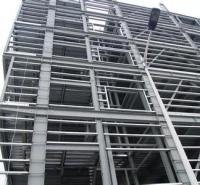 二手钢结构款式新颖 拆装轻便 可循环使用 二手钢材 金燚