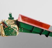 电机振动给料机 河卵石自动给料机 石灰石振动喂料机