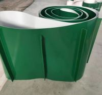 PVC挡板输送带  章丘华锋橡塑 耐油输送带 环形 品质保证