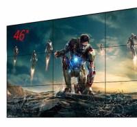 河南液晶拼接屏厂家 三星43寸55寸液晶屏 精选厂家 画质清晰