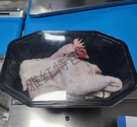 整只鸡气调保护包装 鸡鸭鹅气调保鲜包装   牛排冰鲜肉品气调包装盒   禽类 海鲜食品包装盒