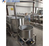 汉腾豆制品设备 搅拌上渣机 自动上渣机
