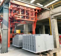 河南蒸养砖抱砖机设备 全国供应蒸养砖抱砖机械夹 抱砖速度快 效率高
