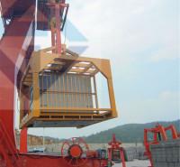 福沃东政蒸养砖抱砖机械夹 新型蒸养砖抱砖机械夹 抱砖速度快 效率高