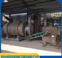 15吨沙子烘干机 厂家供应回转滚筒干燥机 一机多用 使用广泛