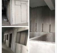 河南轻质隔墙板施工 河南隔墙板 轻质体薄 施工周期短