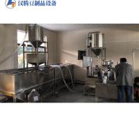 汉腾豆制品设备 豆腐三连磨设备 大型豆制品生产线 大型豆腐设备