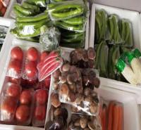 寿光温室大棚出售新鲜蔬菜礼盒 冬季套菜礼盒  春节套菜