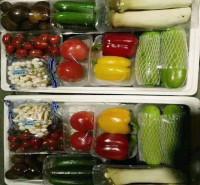 寿光蔬菜批发商 寿宏农业直供各种套菜礼盒 无公害蔬菜礼盒