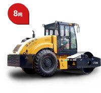 8吨单钢轮压路机的工作质量是多少 洛阳路通小型压路机