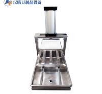 汉腾豆制品设备  小型豆干机设备 全自动豆干压榨成型机