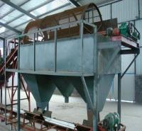 正祥重工直销有机肥筛分机 粪污发酵筛分机 节能环保 操作简单