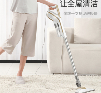 MIUI家用吸尘器 强劲吸力 白金卧式吸尘器 多功能深度清洁