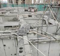 洪通 混凝土桩柱切割拆除施工队 金属混凝土切割 静力切割