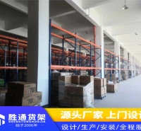 杭州胜通仓储设备  高位货架  方便快捷 帮助客户增加仓储容量
