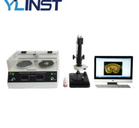 SL-800全自动端子剖面分析仪 线束截面分析仪 端子截面线束分析仪