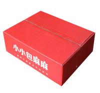 防潮包装纸箱 物料快递耐摔纸盒 万和食品包装箱供应