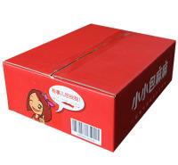 彩色纸箱 素色快递包装箱 经久耐用多功能包装盒生产厂家