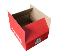 食品包装箱 多颜色多型号礼品包装盒 万和纸箱纸盒供应
