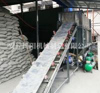 石墨粉自动破袋机  铝灰自动拆包机  硅微粉拆包卸料站厂家