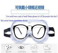 浙江医用护目镜价格 定制多功能眼镜 海安特护目镜批发 厂家直销