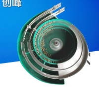 创峰 振动盘自动送料机 直线振动送料机 多轨道五金振动盘 厂家供应