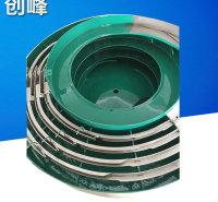 创峰 震动盘送料机 小型螺丝震动盘 振动盘直线送料器 弹簧振动盘厂家