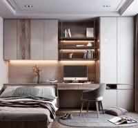 全屋家具定制  整体厨房西式橱柜 北欧开放式厨房装修