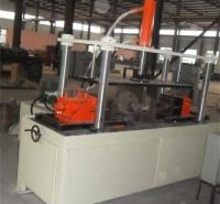 山东厂家定制耐锈蚀消声器设备,纵缝咬口机效率高
