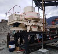 PFQ涡旋强力反击破碎机 矿山用VSI冲击式制砂机生产厂家 实力供应