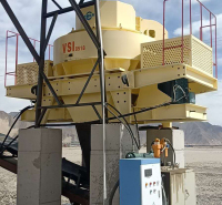 立轴冲击式破碎机批发价格 厂家直销新型制砂机 欢迎实地考察