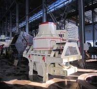 河南破碎成套生产设备厂家 各式冲击式碎石机制砂机供应 耐磨性强