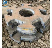 热销碳钢板SA516GR70/60美标压力容器钢板切割异形法兰件保材质