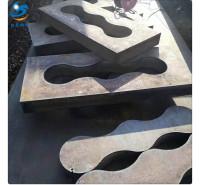 舞钢南钢高强度特厚钢板零割下料韩国船级社船板KRA/B船板配重块