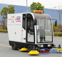 新能源小型多功能扫路车直销
