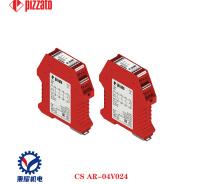 CS AR-04V024意大利PIZZATO安全模块继电器CS AR-02V024监控模块