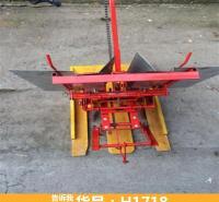 盆育插秧机 进式插秧机 进式汽油耕种机