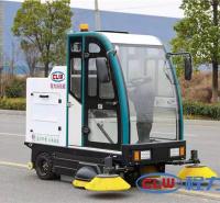 小型三轮纯电动扫路车价格