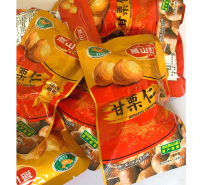 小包装板栗食品加工厂家常年销售甘栗仁食品 散装板栗仁食品