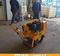 柴油工程车 1吨压路机 汽柴油小钢轮压土机