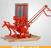 两行播种机 汽油播种机 自动大型插秧机