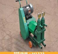 注压式灰浆泵 柱塞注浆泵 高压单液灰浆泵
