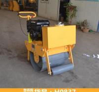 单轮钢压实机 钢轮工程车 压土全液压工程车